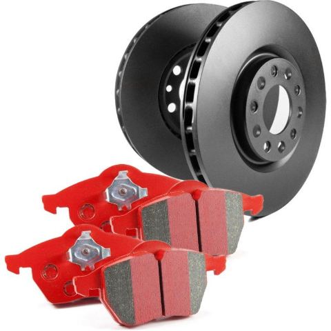 EBC Brake Kit S12KF1498 S12K (DP3/RK) - Front