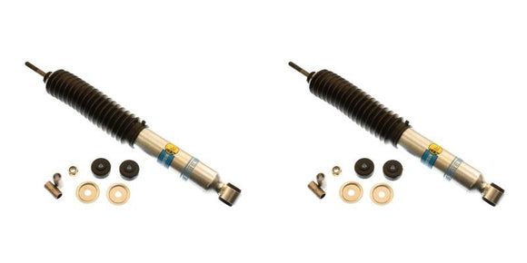 BILSTEIN 5100 FRONT SHOCK SET FOR 1997 Ford F-350 Base RWD WITH 4