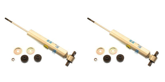 BILSTEIN 5100 FRONT SHOCK SET FOR 1998-1999 GMC Yukon SLE RWD WITH 3-6