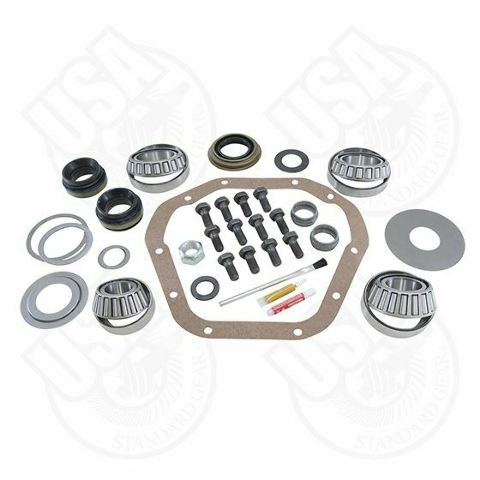 ZKD60-SUP USA Standard Gear - Front Differential Overhaul Bearing Kit