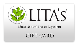 Gift Card for Lita's All Natural Products