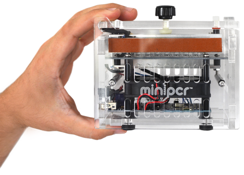MiniPCR mini16 Thermal Cycler