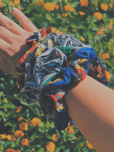 Marvel Comics Scrunchies