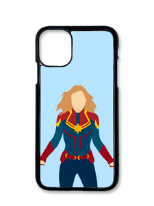 Captain Marvel Phone Case