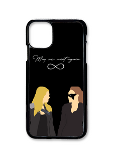 Clexa The 100 Phone Case