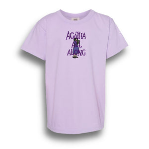Agatha All Along Embroidered T-shirt