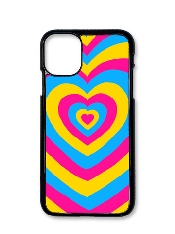 Pan Hearts Phone Case