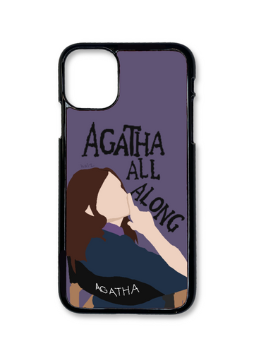 Agatha All Allong WandaVision Phone Case