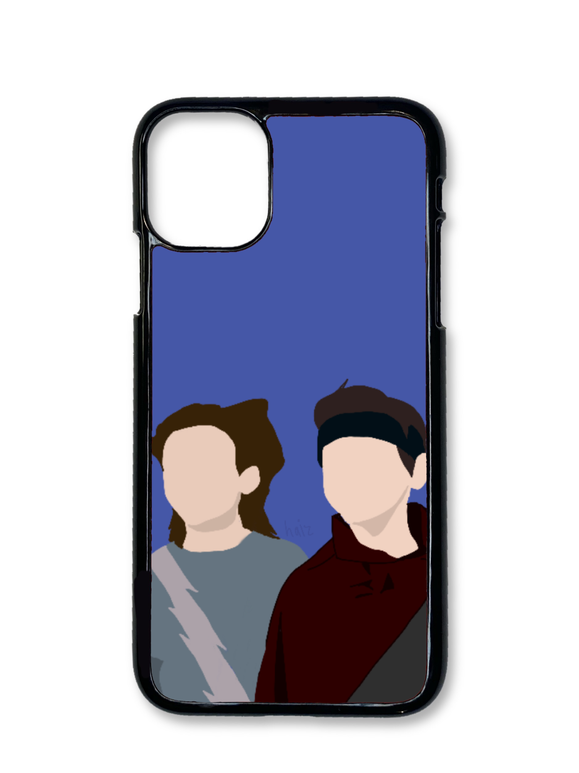 Billy and Tommy WandaVision Phone Case
