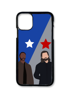 The Falcon and the Winter Soldier Phone Case