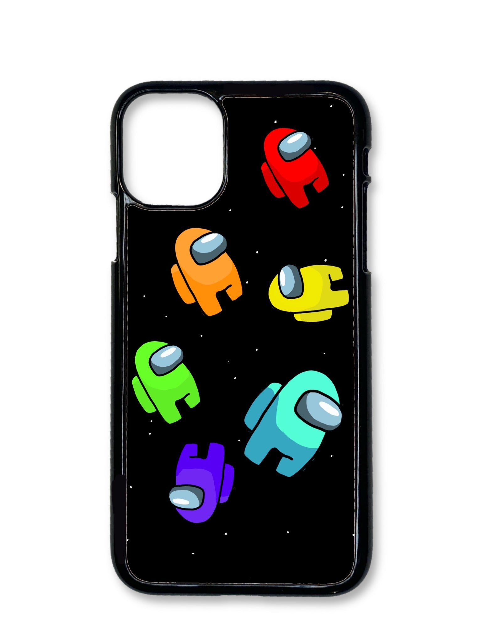 Among Us Rainbow Case