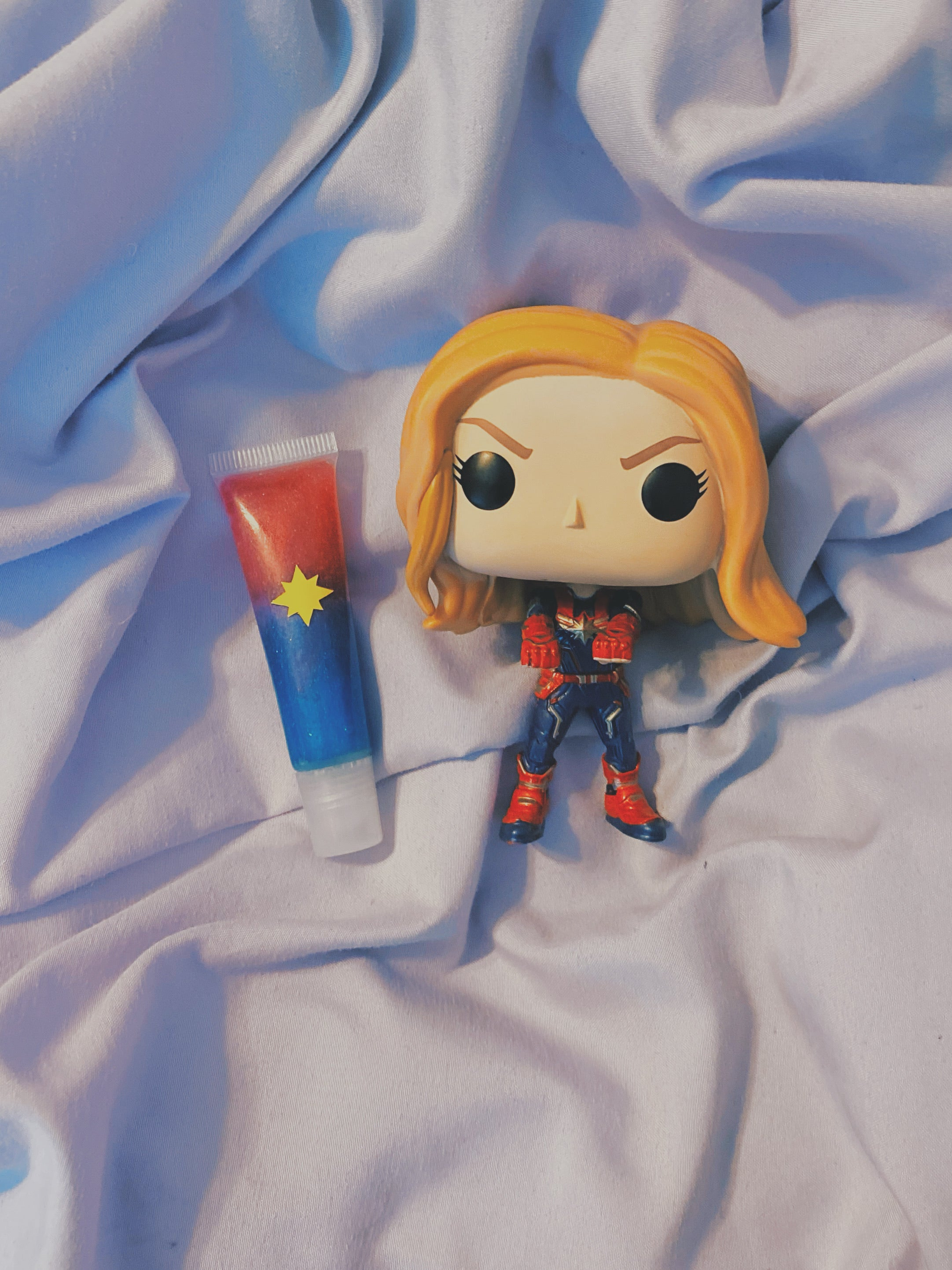 Captain Marvel Gloss