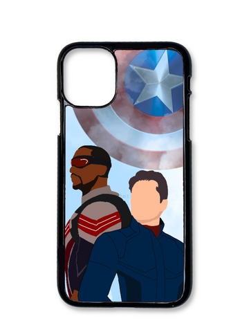 The Falcon and the Winter Soldier Show Phone Case