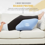 PillowPal - Elevated Leg Rest for Relieving Leg, Hip and Knee Pain.