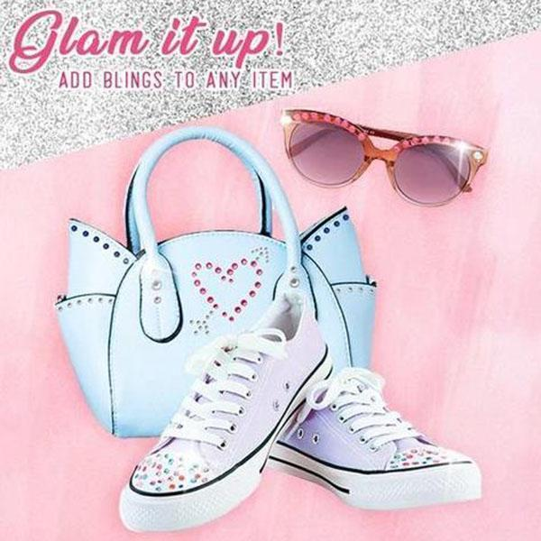 YesGlam - Add Gems and Sparkle on Anything Instantly