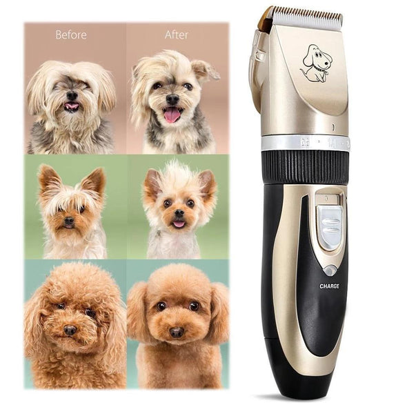 Groomed'nFresh - Safely Shave Your Dog's Hair With Ease