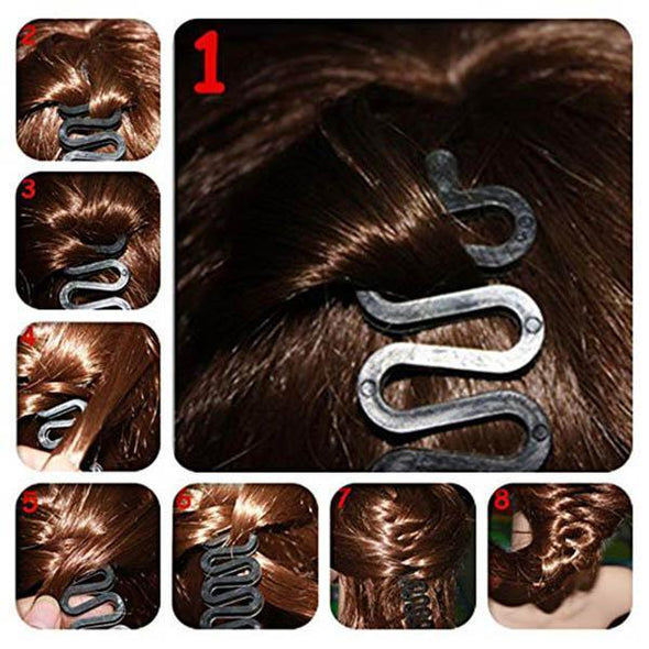 Magic Hair Braiding Set