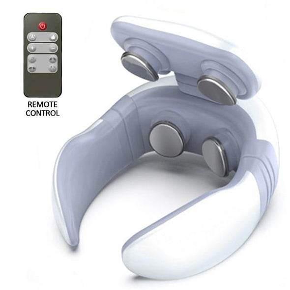 Heated Electric Shoulder Neck Pain Relief - smthome