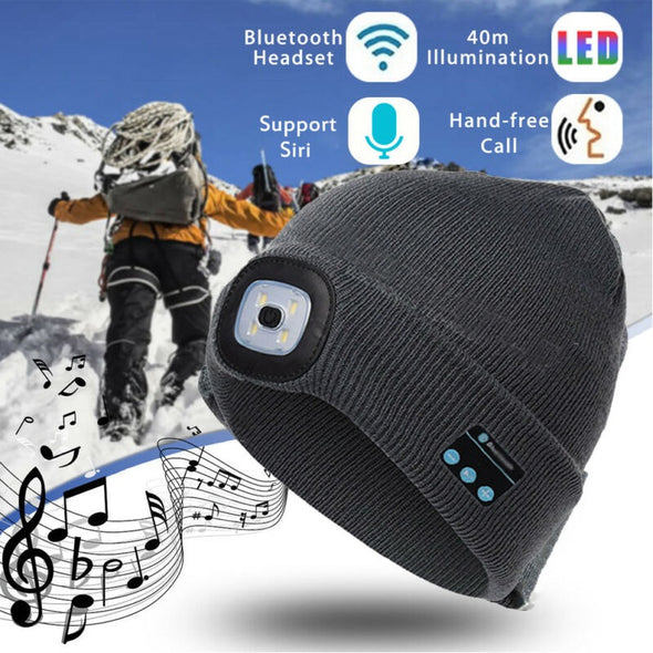 Solstica - Smart Bluetooth Beanie Hat