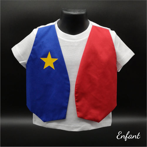 VE1- Veste acadienne Enfants