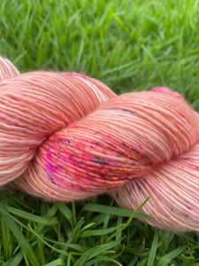 Peaches & Yarn