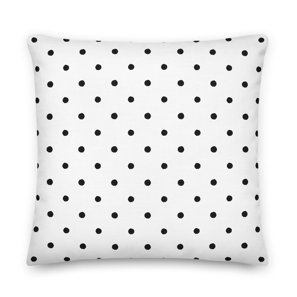 Tiny Dots Decorative Pillow