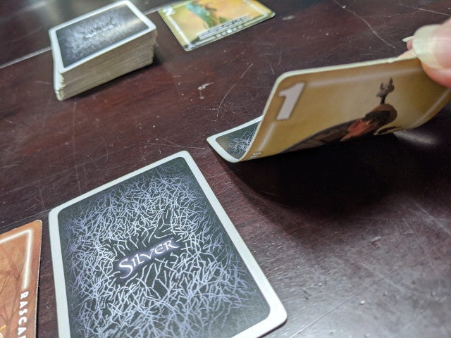 A game of Silver