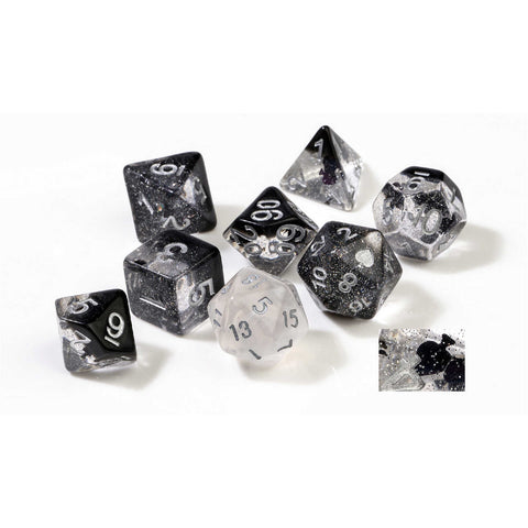 Dice Set - Spades