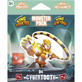 King of New York/King of Tokyo: Monster Pack #4 Cybertooth