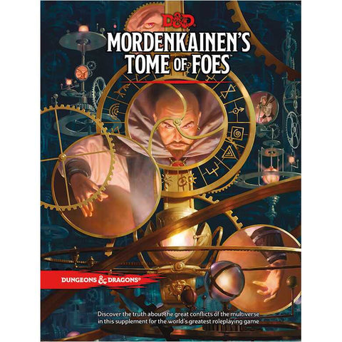 D&D 5th Edition: Mordenkainen's Tome of Foes