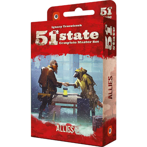 51st State: Master Set - Allies Expansion