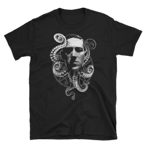 HP lovecraft Cthulhu t-shirt