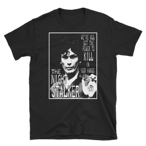 Richard Ramirez Night Stalker  T-Shirt