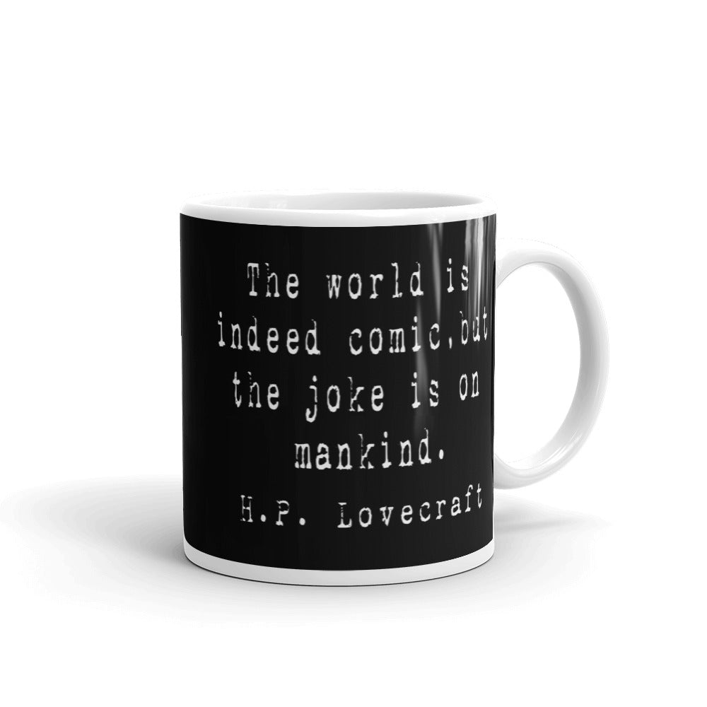 H.P. Lovecraft Mug