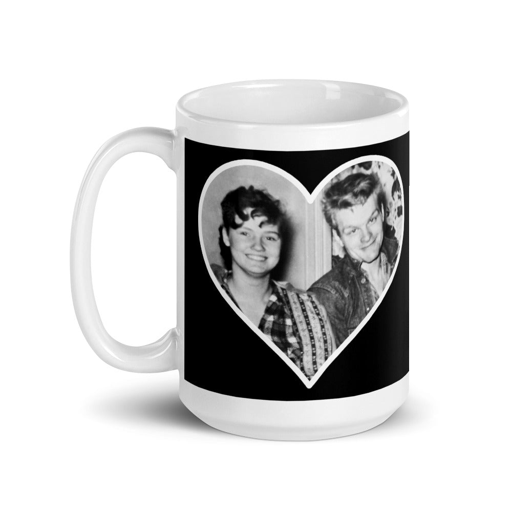 Charles Starkweather and Caril ann Fugate Mug