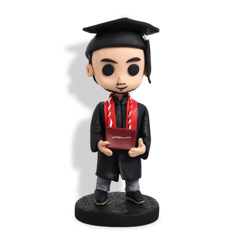 (SPECIAL OFFER -$10)Graduation SH Custom Bobblehead