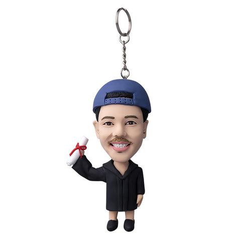 (SPECIAL OFFER -$20)Graduation HX Custom Bobblehead