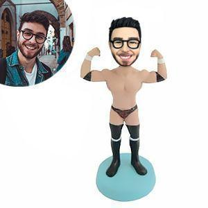 Male stripper Custom Bobblehead SPORTS My Bobblehead
