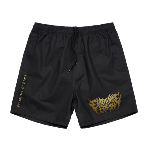 """Foundation of Bones"" Beach Shorts (Pre-Order)"