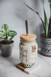 Coffee/jar cozie