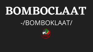 Bomboclaat Meaning