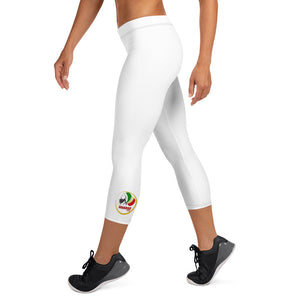 Badge Capri Leggings