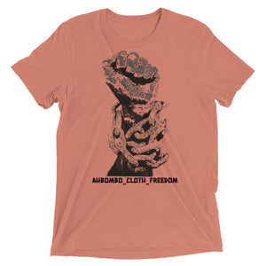 Ahbombo Cloth Freedom t-shirt