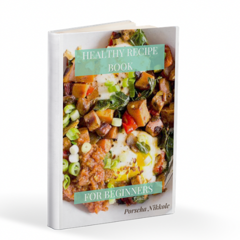 The Amplified Healthy Recipe EBook For Beginners