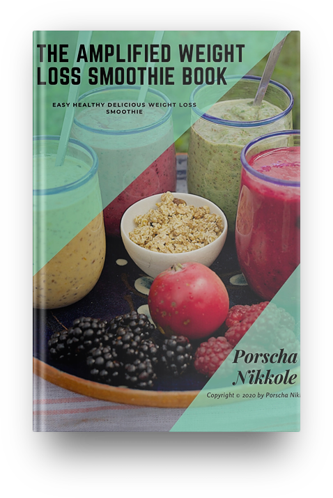 The Amplified Weight Loss Smoothie Ebook - ShopChayah