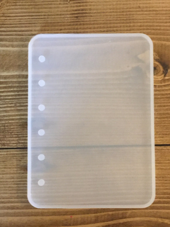 Small notebook mold