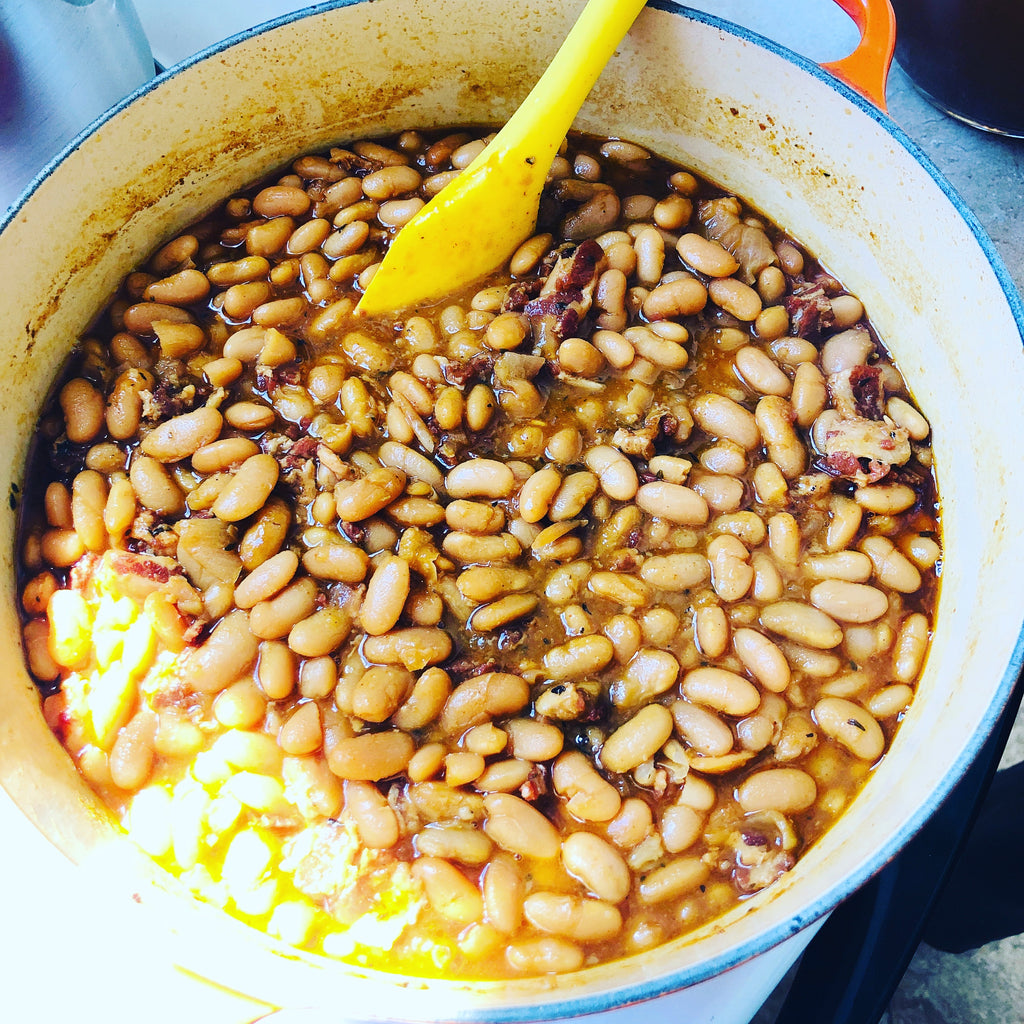 Mill Gap Farms Maple Baked Beans