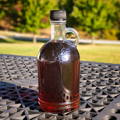 16.9 Ounce - Organic Maple Syrup