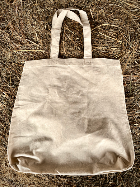 Alpaca Embroidered Bag