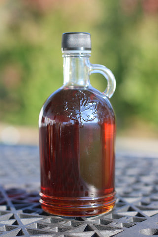 3  Barrel Aged Rye Maple Syrup